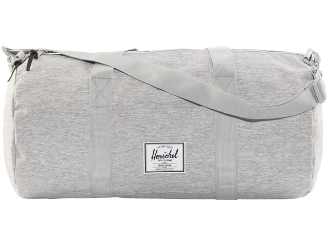 Herschel Sutton Mid-Volume Duffle Light Grey Crosshatch